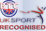 BTC + UK Sport Recognised