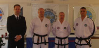 Imperial Grading - Cornwall Senior Members